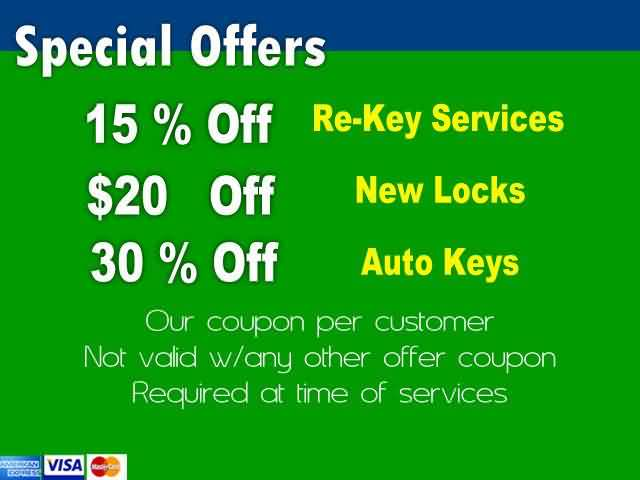 locksmith special offers in sun city west arizona